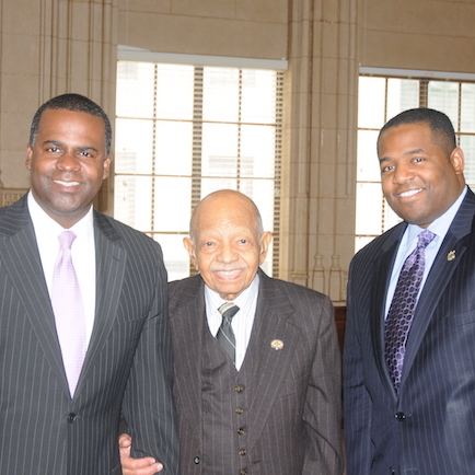 Atlanta City Council Honors Bro. Dosh Jackson
