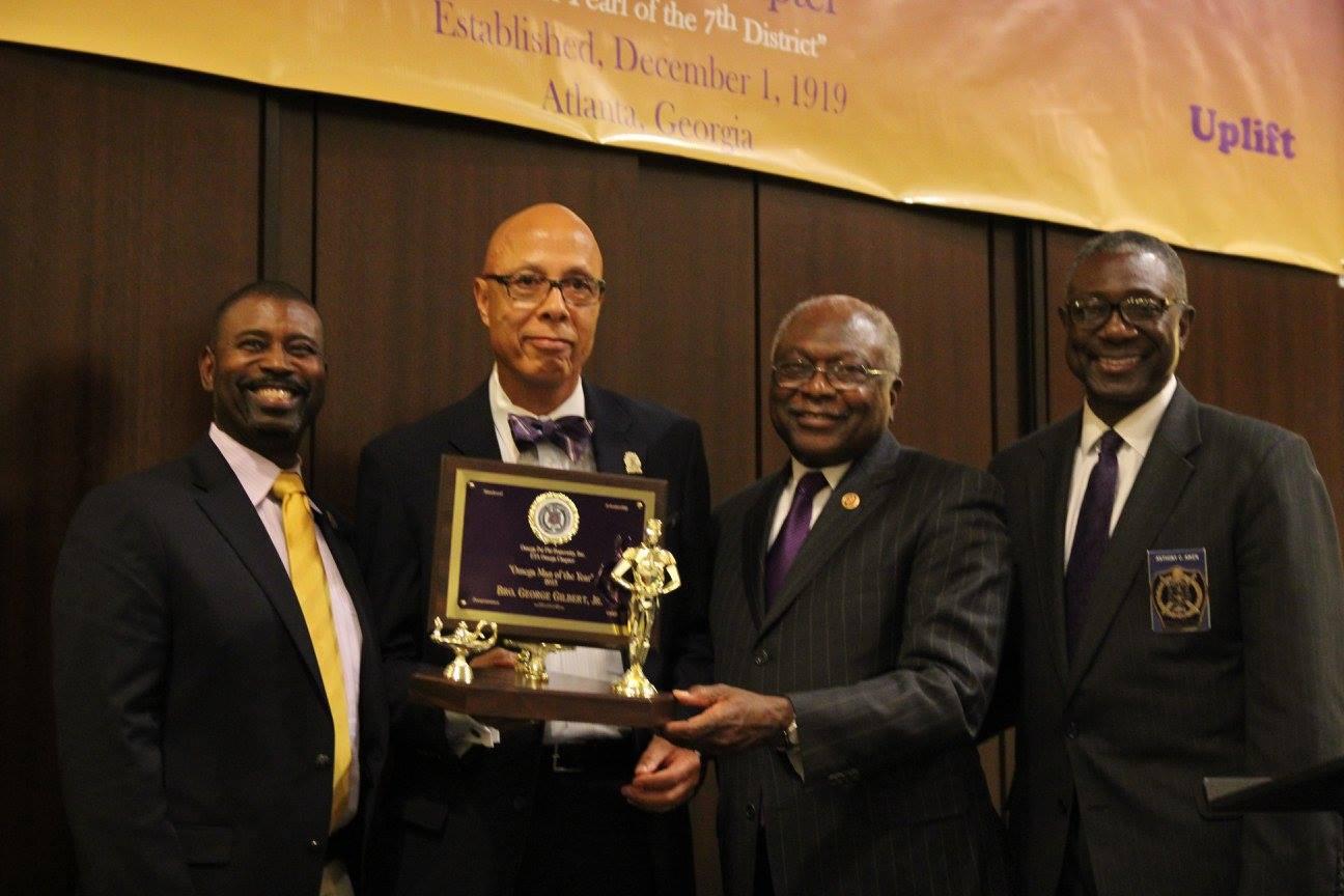 Eta Omega Celebrates 2015 Achievement Week