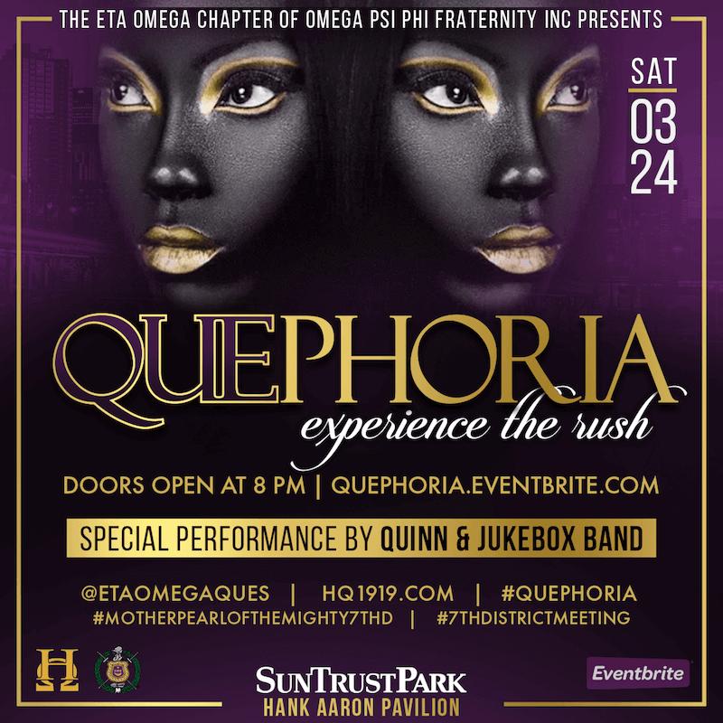 Quephoria flyer