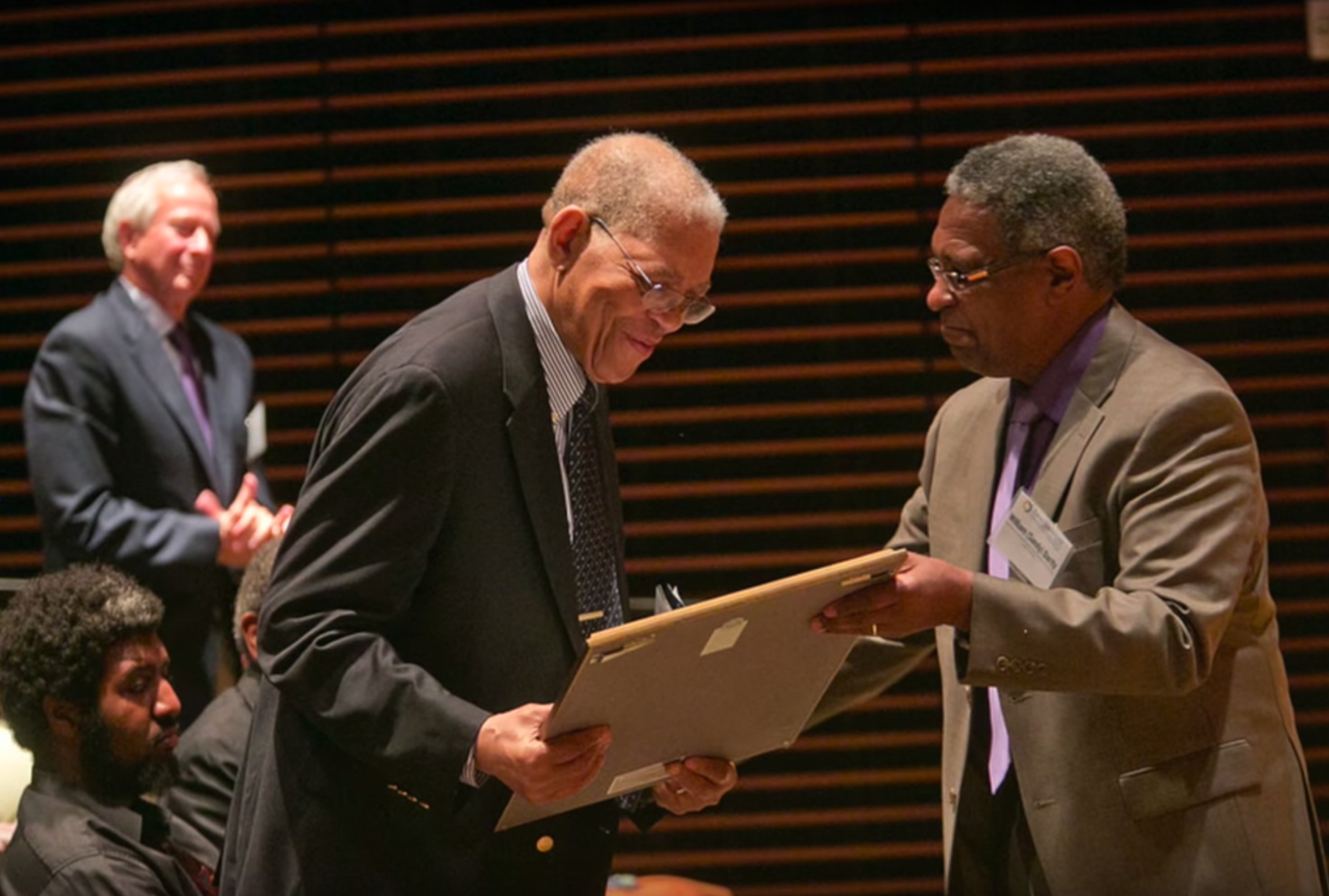 Duke University Honors Bro. Samuel Dubois Cook