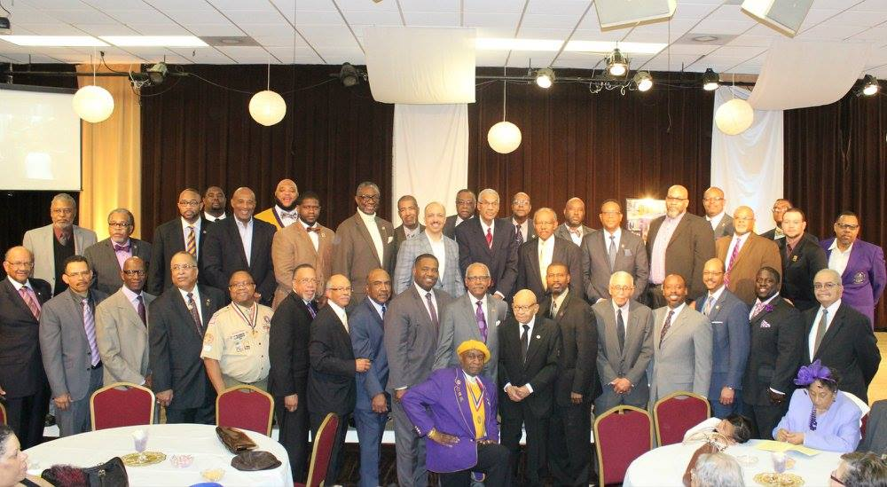 Photos Bro Dosh Jacksons 105th Birthday Celebration Eta Omega