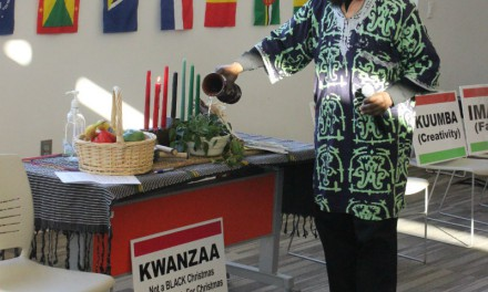 Eta Omega Hosts Atlanta Kwanzaa Celebration