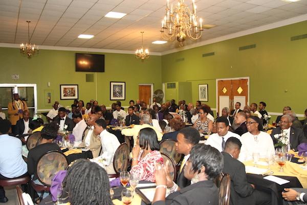 Atlanta Metropolitan College Omega Psi Phi 93