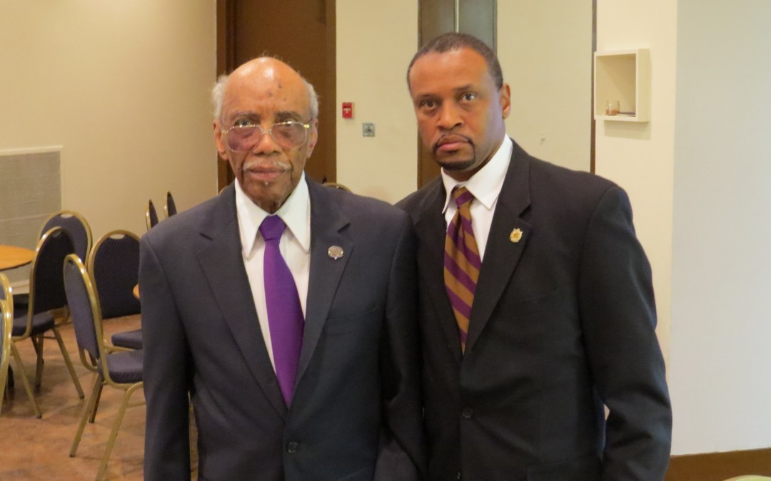 Eta Omega Hosts Metro Atlanta Memorial Service