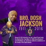Remembering Bro. Dosh Jackson