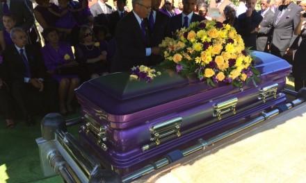 Last Goodbye for Brother Dosh Jackson