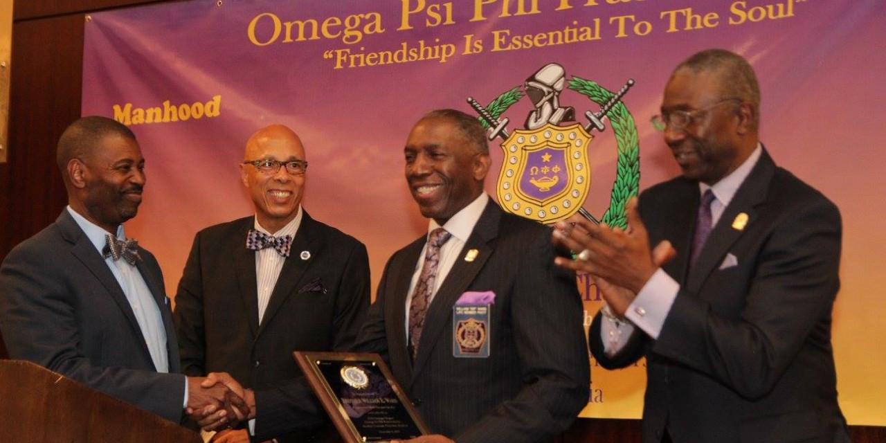 RECAP: 2016 Eta Omega Achievement Week Banquet