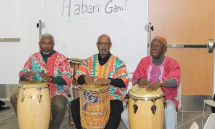 PHOTOS: Eta Omega Kwanzaa Celebration