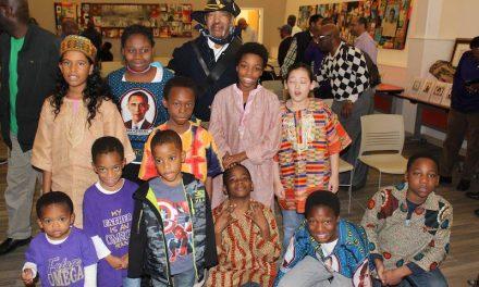 Eta Omega Observes Black History Month