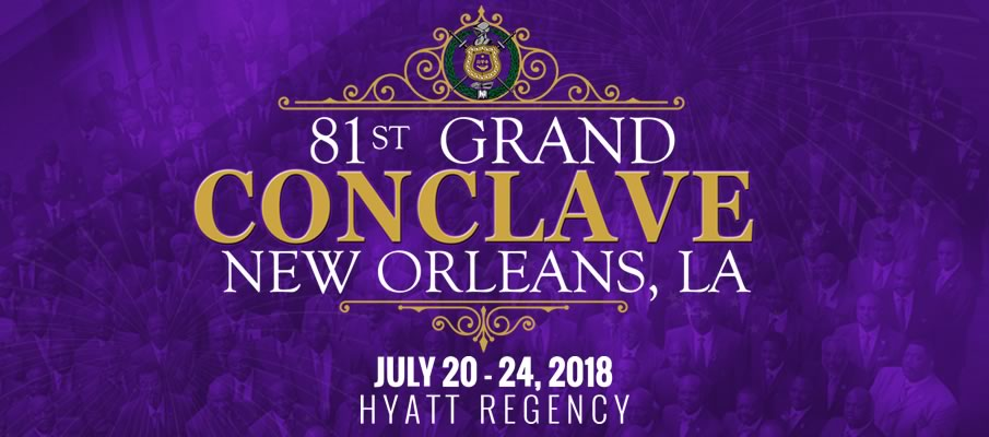 81st Omega Psi Phi Grand Conclave