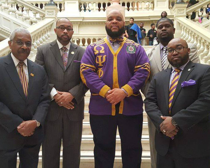 2016 Omega Day at the Georgia Capitol