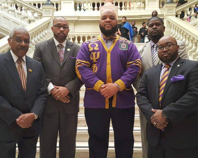 2016 Omega Day at the Georgia Capitol