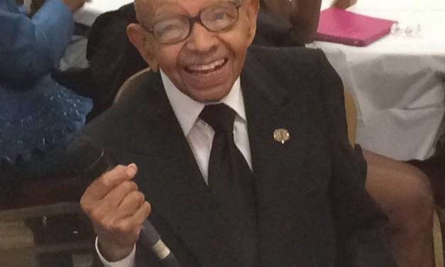 PHOTOS: Bro. Dosh Jackson's 105th Birthday Celebration