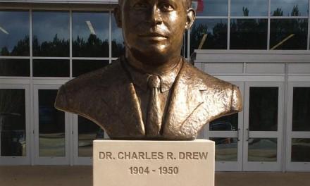 Charles R. Drew Memorial Sculpture Dedication