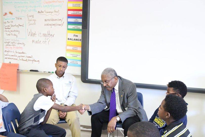 PHOTOS: 2015 Career Day at Dunbar Elementary