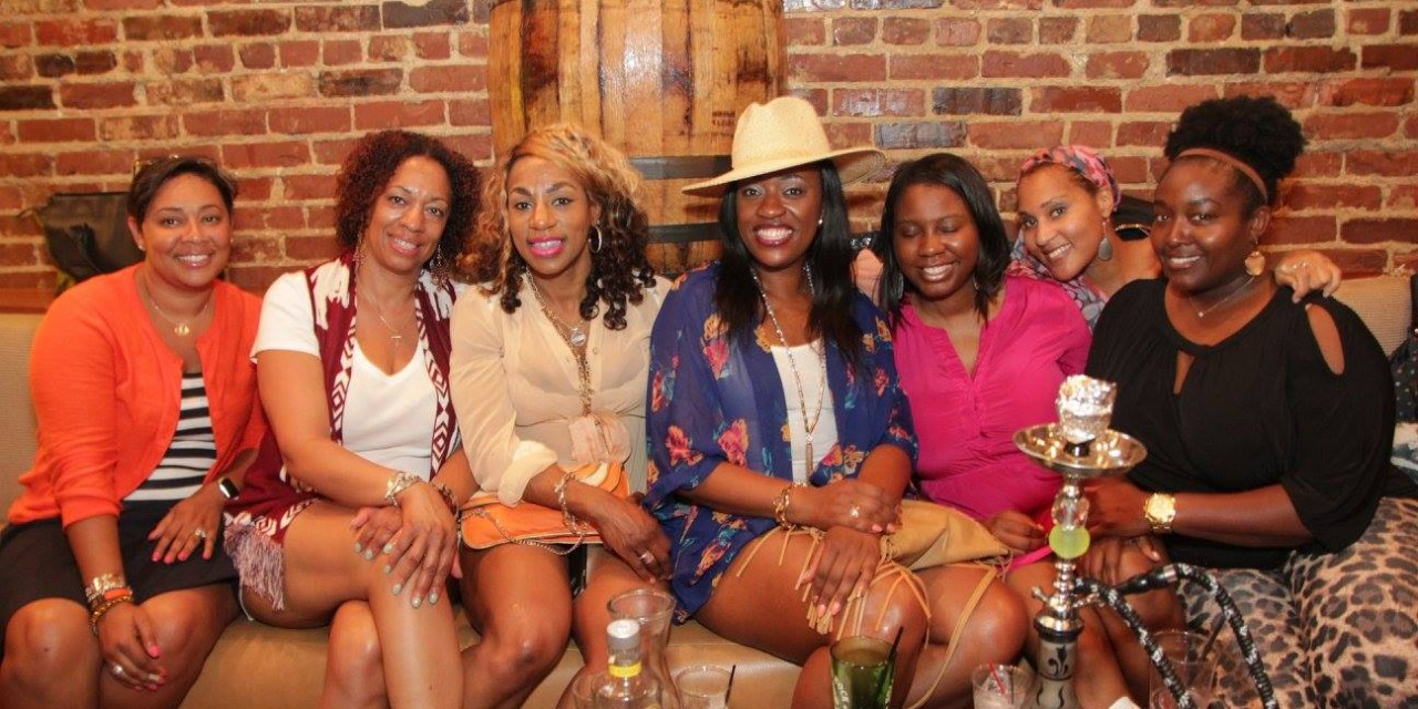 "PHOTOS: Eta Omega ""Oil Spill"" Day Party"