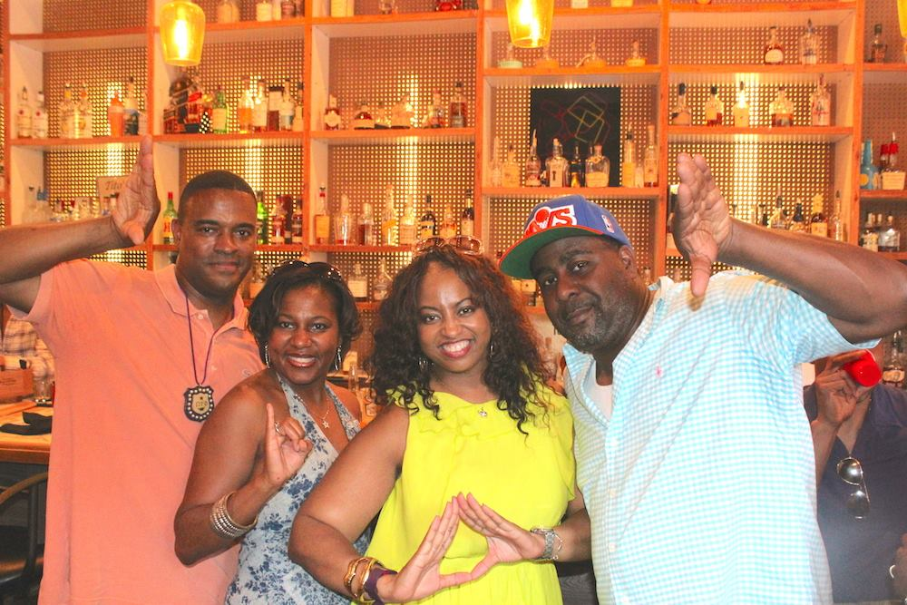 "PHOTOS: June 12 Eta Omega ""Oil Spill"" Day Party"