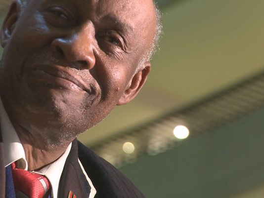 "VIDEO: Bro. Albert ""Smitty"" Smith, Atlanta Olympic Hero"