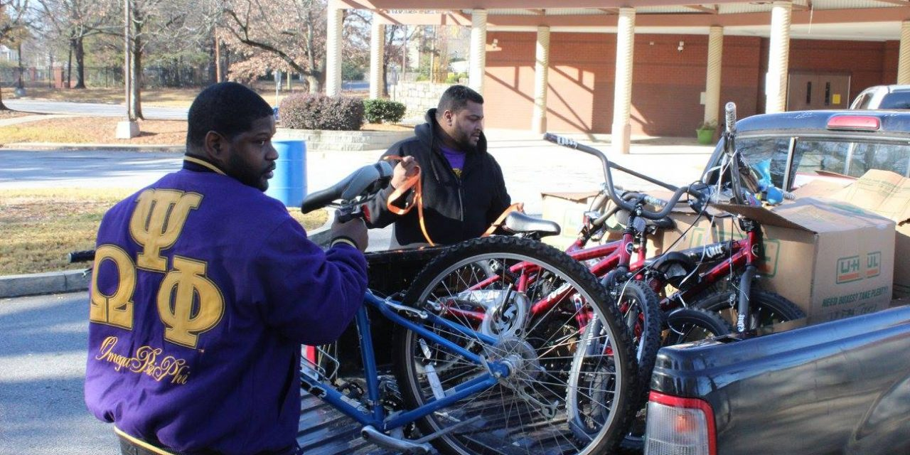 PHOTOS: 2016 Eta Omega Toy Donation