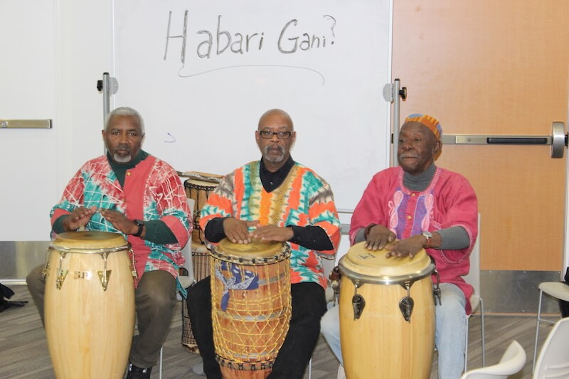 PHOTOS: Eta Omega Kwanzaa Celebration