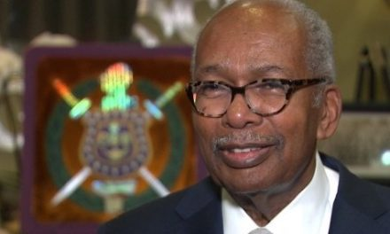 VIDEO: Eta Omega Achievement Week Banquet on CBS 46