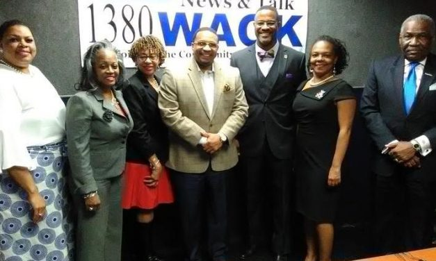 LISTEN: Eta Omega, ATL Greeks Promote Governors Forum on WAOK Radio