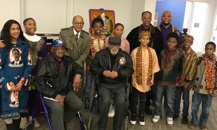 Eta Omega's Black History Month Program: A Salute to Military Veterans