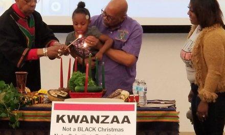 RECAP: 2018 Eta Omega Kwanzaa Celebration