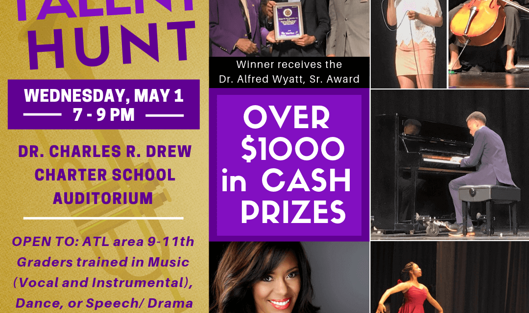 Eta Omega to Hold 2019 Talent Hunt in May