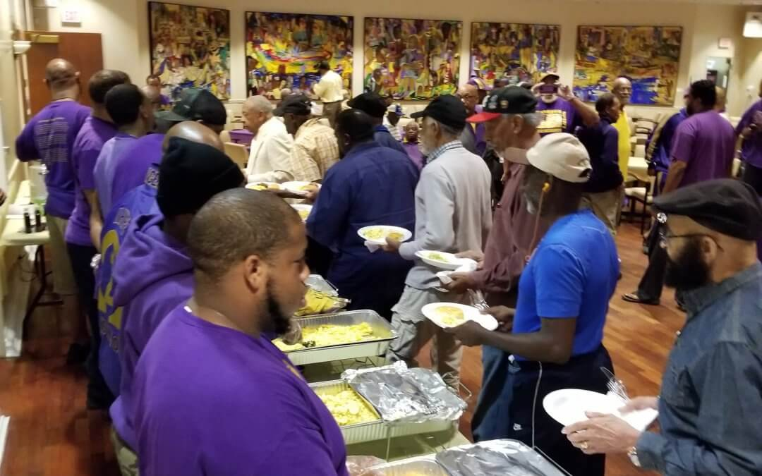 RECAP: 2019 Eta Omega Pre-Father's Day Breakfast