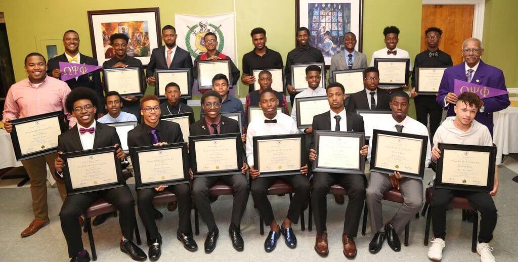 Eta Omega Scholars Banquet