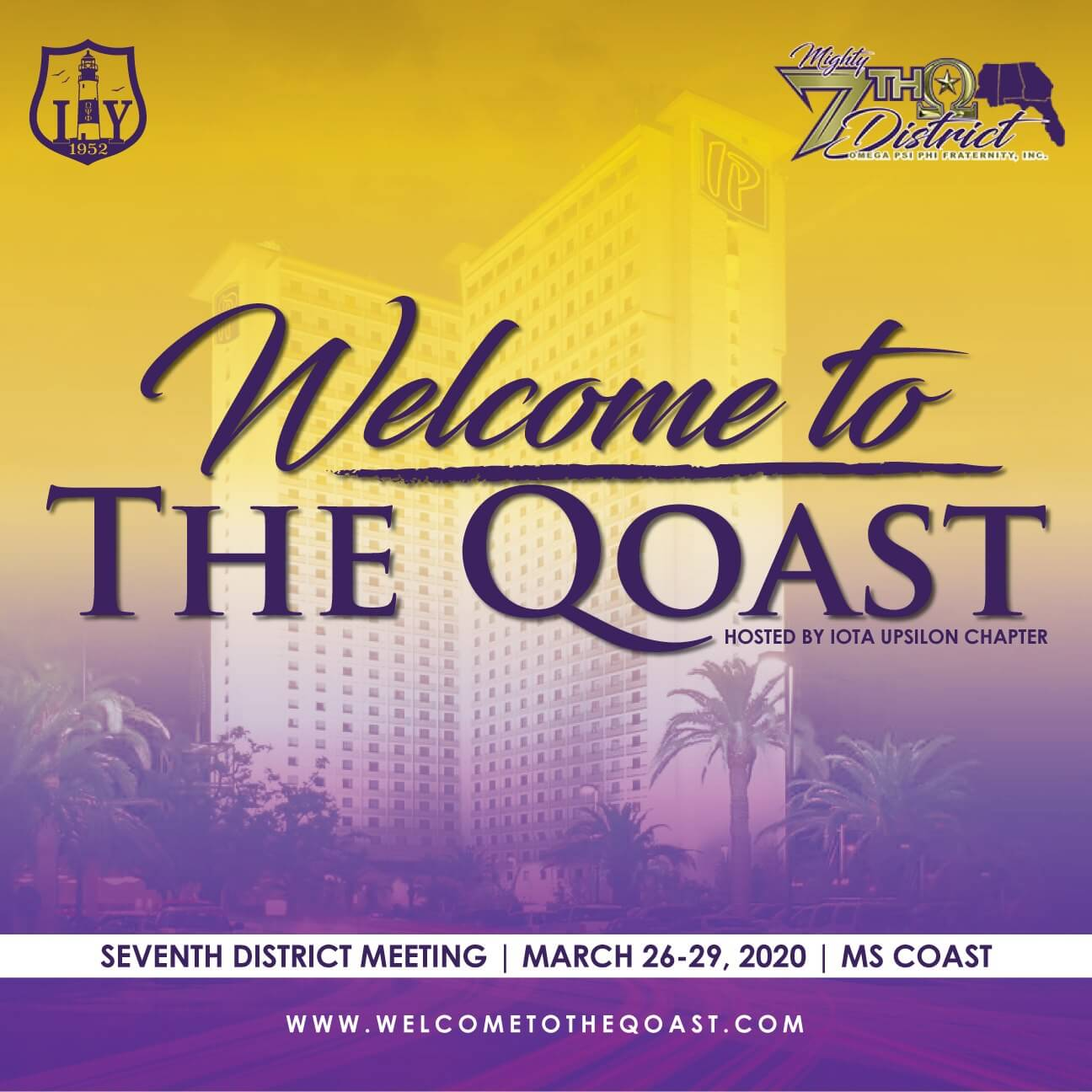 2020 Omega Psi Phi Seventh District Meeting