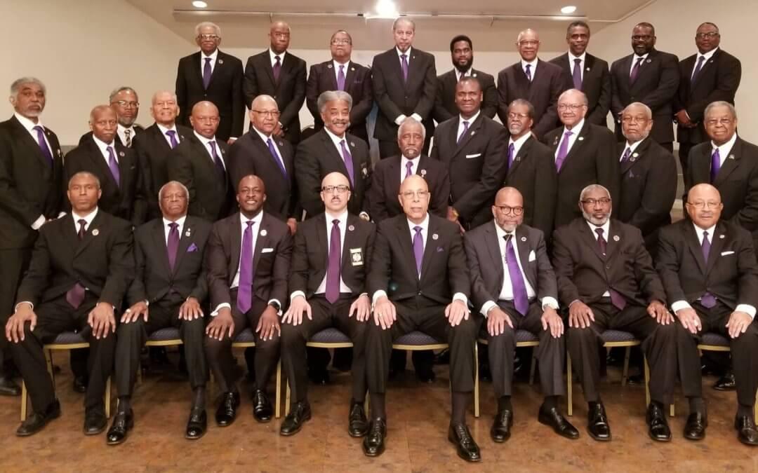Memorial Service: Atlanta Omegas Remember Fallen Brothers