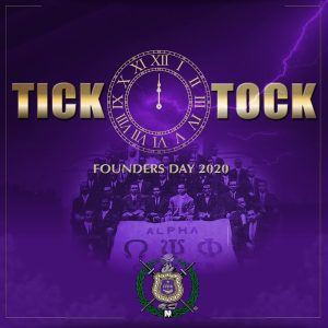 Omega Psi Phi Fraternity Founders Day 2020