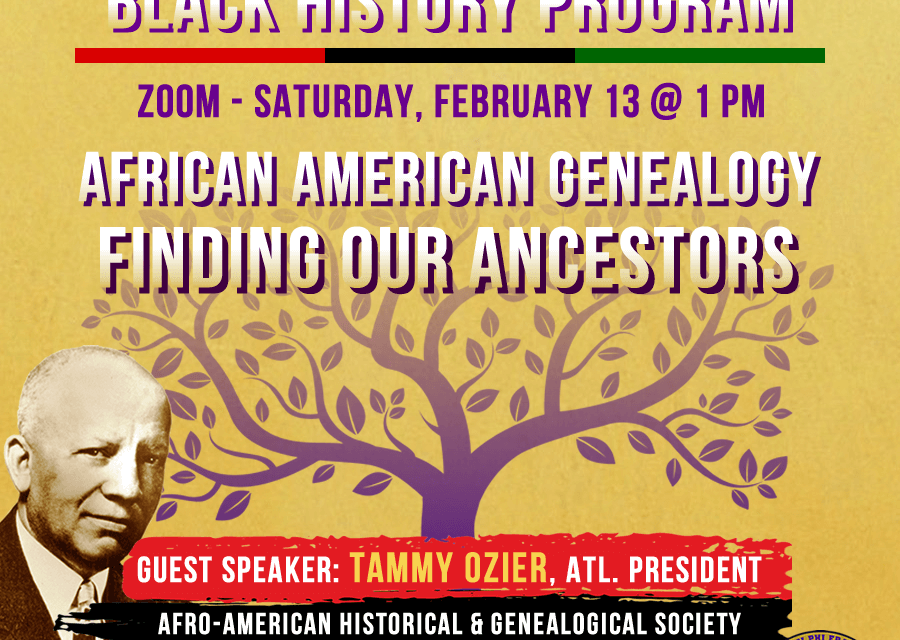 VIDEO: Watch Eta Omega's Virtual Black History Program